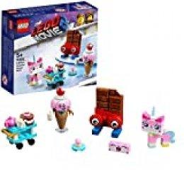 LEGO La LEGO Película 2 - ¡Mejores Amigos de Unikitty en Todo el Mundo!, juguete creativo y divertido de construcción (70822)