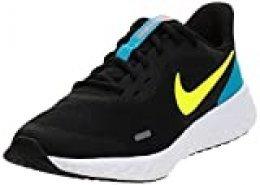 NIKE Revolution 5 (GS), Zapatillas de Running para Niñas