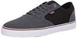Etnies Blitz, Zapatillas de Skateboard para Hombre, Gris (Grey 022), 41.5 EU