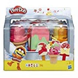 Play-Doh - Polos Y Helados (Hasbro, E6642EU4)