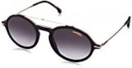 Carrera Sport 195/S Gafas, BLACK HAVANA/GY GRIGIO, 50 Adultos Unisex