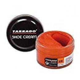 Tarrago Shoe Cream Jar 50 ml, Zapatos y Bolsos Unisex adulto, Naranja (Orange 28)