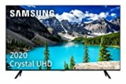 "Samsung Crystal UHD 2020 43TU8005 - Smart TV de 43"" con Resolución 4K, HDR 10+, Crystal Display, Procesador 4K, PurColor, Sonido Inteligente, One Remote Control y Asistentes de Voz Integrados"