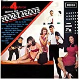 Themes For Secret Agents [Vinilo]