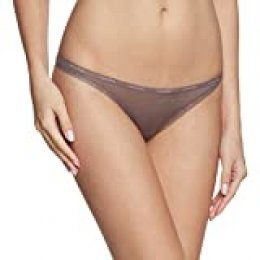 Calvin Klein Bottoms Up-Thong Tanga para Mujer