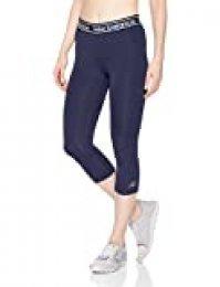 New Balance Relentless Pantalones Pirata, Mujer, Pigment, XS