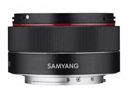 Samyang SA7021 - Objetivo para cámaras digitales sin espejo Sony E (AF 35 mm/2.8, F2.8, lentes asféricas, sensor Full Frame) color negro