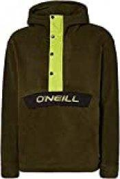 O'NEILL PM Original HZ - Forro polar con capucha para hombre, Hombre, Forro polar., 9P0214, Forest Night., small