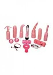 Seven Creations Dirty Dozen Sex Toy Kit Pink 300 ml