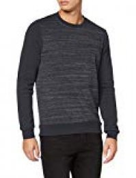 JACK & JONES Jprchad Bla. Sweat Crew Neck-Pre Suéter para Hombre