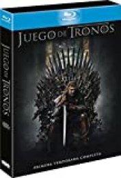 Juego De Tronos Temporada 1 Blu-Ray [Blu-ray]