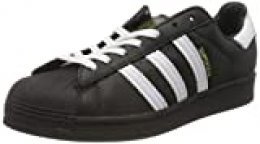 adidas FV3018, Zapatillas de Gimnasio para Hombre, Core Black FTWR White Core Black, 43 1/3 EU