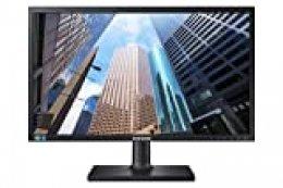 """Samsung S24E650DW LED Display 61 cm (24"""") WUXGA Plana Negro - Monitor (61 cm (24""""), 1920 x 1200 Pixeles, WUXGA, LED, 4 ms, Negro)"""