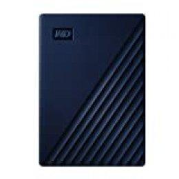 Disco Duro portátil My Passport WD para Mac de 2TB - Preparado para Time Machine y con protección Mediante contraseña