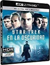 Star Trek: En La Oscuridad (4K Ultra HD) [Blu-ray]