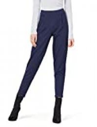 Marca Amazon - find. Pantalón de Raya Ejecutiva Mujer