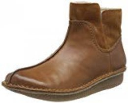 Clarks Funny Mid, Botas Slouch para Mujer