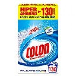 Colon Detergente para Lavadora en Polvo Activo - 130 lavados