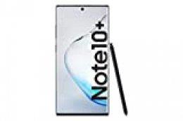 SAMSUNG Galaxy Note10+ SM-N975F - Smartphone (Dual SIM, 12 GB RAM, 256 GB Memoria, 10 MP Dual Pixel AF) Negro (Black)