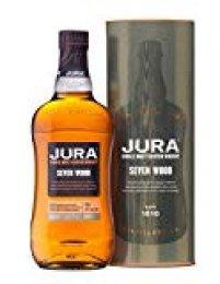 Jura Seven Wood Single Malt Scotch Whisky - 700 ml