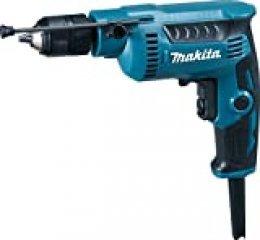 Makita DP2011 Taladro, 370 W, 220 V, Negro, Azul