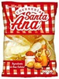 Churrería Santa Ana - Patatas Fritas con Sal - 190 g