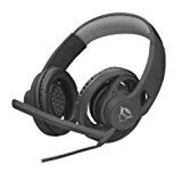 Trust Gaming GXT 333 Goiya - Auriculares Gaming, Color Negro