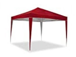 SmartSun Carpa California Evolution Roja 3x3