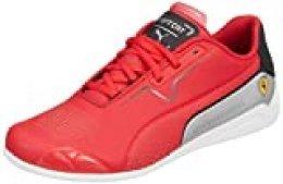 PUMA SF Drift Cat 8, Zapatillas Unisex Adulto, Rojo (Rosso Corsa Black), 36 EU