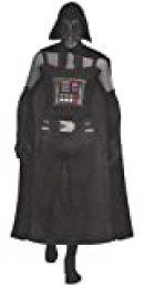Rubies Disfraz Oficial de Darth Vader de Segunda Piel para Adulto – 1,60 M/1,80 M
