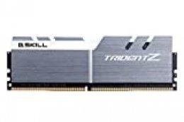 G.Skill 32GB DDR4-3600 32GB DDR4 3600MHz módulo de - Memoria (32 GB, 2 x 16 GB, DDR4, 3600 MHz, 288-pin DIMM)