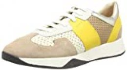 Geox D Suzzie B, Zapatillas para Mujer