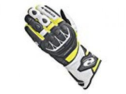 Held Leather Gloves Evo-Thrux Ii Black/Fluo Yellow 9