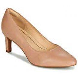 Clarks Calla Rose, Zapatos de Tacón para Mujer