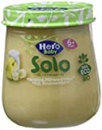 Hero Solo Tarrito Fruta Manzana Plátano Yogur ECO - 120 gr