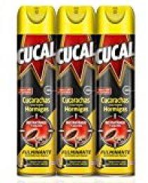 [Pack de 3] Cucal Aerosol Instant 400 ml