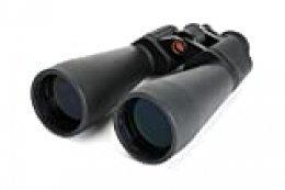 Celestron 71008 25x70 Prismático, Negro