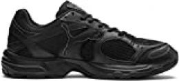 PUMA Axis, Zapatillas Unisex Adulto, Negro Black/Asphalt, 46 EU