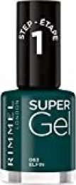 Rimmel London Super Gel Esmalte de uñas, Tono 063-30 gr