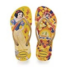 Havaianas Kids Slim Princess, Chanclas para Niñas