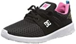 DC Shoes (DCSHI) Heathrow TX Se-Shoes For Women, Zapatillas para Mujer
