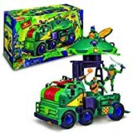 Tortugas Ninja - Turtle Tank