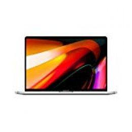 Nuevo Apple MacBook Pro (de16pulgadas, 16GB RAM, 1TB de almacenamiento) - Plata