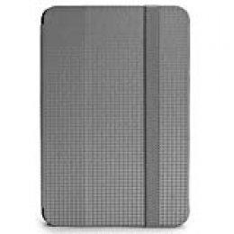 Targus THZ62804GL Click-in - Funda para Apple iPad Mini 4/3/2/1, Color Gris