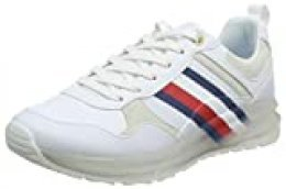 Tommy Hilfiger Tommy Corporate Sporty Sneaker, Zapatillas para Mujer