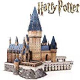CubicFun Puzzle 3D Harry Potter Hogwarts Gran Salón Maquetas para Montar Kit de Construcción Puzzles 3D Souvenir Regalo para Adolescentes y Adultos, 187 Piezas