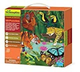 4M-3D Rainforest Puzzle (00-04678)