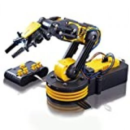 Build Your Own Robot Arm by Unknown