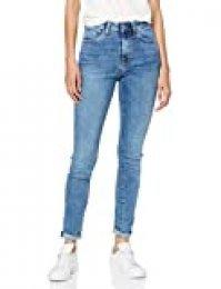 Pepe Jeans Regent Vaqueros Skinny, Azul (Medium Used Hydroless Denim 000), W25/L32 para Mujer