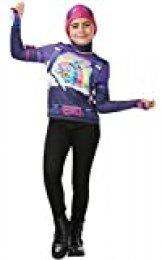 Fortnite - Disfraz Brite Bomber para niño, camiseta, 11-12 años (Rubies 300197-TW)